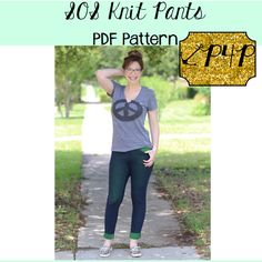 SOS Knit Pants - Patterns for Pirates