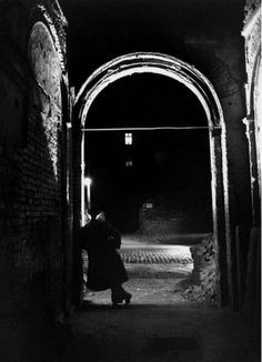 Walter Sanders - Berlin 1948. °