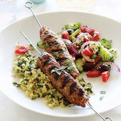 So Amazing Armenian Lula Kebabs - 14 Easy Kebab Recipes - Sunset Fun Cooking, Cooking Recipes, Healthy Recipes, Cooking Ham, Cooking Classes, Healthy Food, Kabob Recipes, Wine Recipes, Seitan