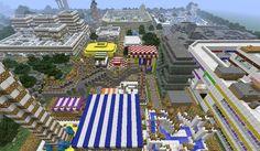 T3C Parkour Map para Minecraft 1.4.2