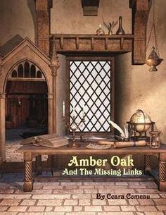 New Book Listed -  Amber Oak and the Missing Links