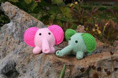 Medium Crocheted Baby by LumberYarn on Etsy