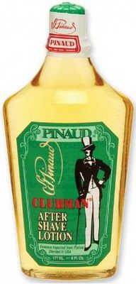 Pinaud Clubman - A classic traditional scent that I love.