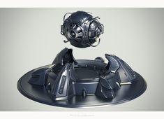 ArtStation - Photon Canon - Starcraft II Fan Art, Simon Fuchs
