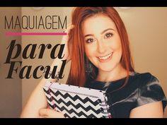 Assista esta dica sobre Maquiagem para Faculdade! e muitas outras dicas de maquiagem no nosso vlog Dicas de Maquiagem.