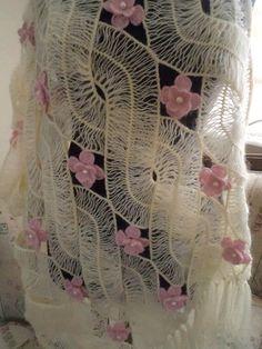 El işleri – Knitting patterns, knitting designs, knitting for beginners. Crochet Diagram, Crochet Motif, Irish Crochet, Knit Crochet, Crochet Shawls And Wraps, Crochet Scarves, Crochet Clothes, Broomstick Lace Crochet, Hairpin Lace Crochet