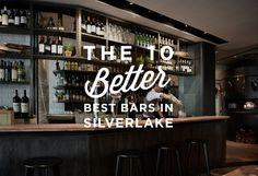 10 Silver Lake Bars worth rocking