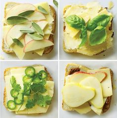 Sandwiches on Pinterest | Breakfast Toast, Grilled Cheese Sandwiches ...