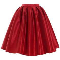 This full A;line skirt has been crafted in a silk like shiny fabric, full pleated skirt. ;High waist ;100% Polyester ;Machine washable.