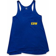 MV Sport Concordia University Wisconsin Women's Tank Top CLEARANCE $6.99