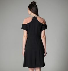 Robe Olimpia Jennifer Glasgow / Olimpia Dress Jennifer Glasgow Glasgow, Couture, Cold Shoulder Dress, Collection, Dresses, Fashion, Dress, Vestidos, Moda