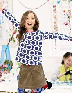 I love Mini Boden clothes for Emma