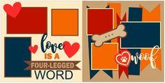 Love Is A Four Legged Word