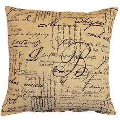 Whisper Mocha 17in Single Throw Pillow