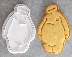 Disney Baymax Cookie Cutter