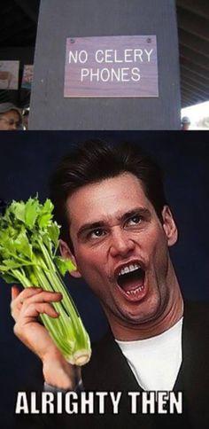 Celery phones