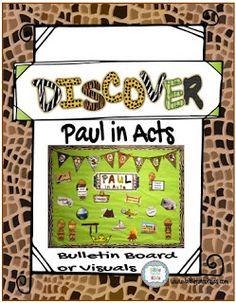 Discover Paul Bulletin Board