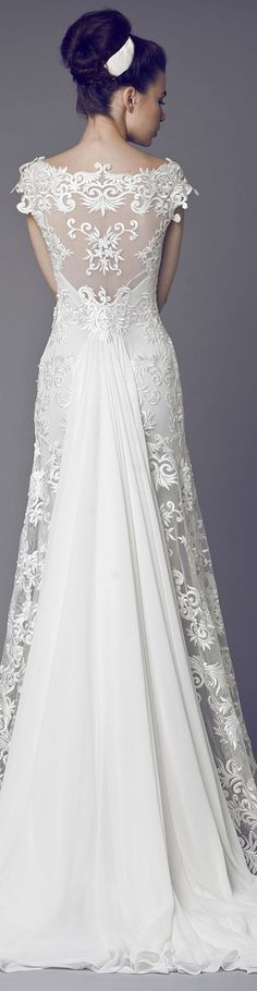 Emmy DE * Tony Ward Bridal #weddingdress
