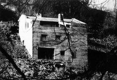 """elarafritzenwalden: """" Dr. Allemann House Unterwasser, Wildhaus-Alt St. Johann, Switzerland; 1968-69 Rudolf Olgiati """"see map """" """""""