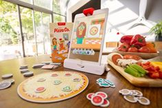 Osmos new Pizza Co. game uses augmented reality to teach kids about running a business Read more Technology News Here --> http://digitaltechnologynews.com With its latest title educational game-maker Osmo is tackling a subject thats close to CEO Pramod Sharmas heart  entrepreneurship. Co-founded by Sharma and Jérôme Scholler (both former Googlers) Osmo makes iPad games that combine touchscreen gameplay with real-world objects and physical activities in front of the screen. Past games have…