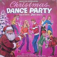 Christmas Dance Party LP