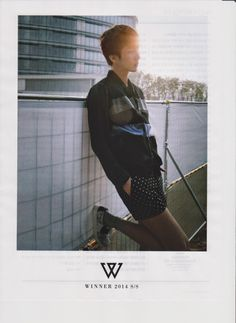 #Lee Seunghoon #Winner #YG