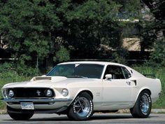Rare Boss 429 Mustang