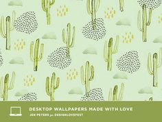 jen peters desktop downloads | designlovefest