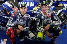 Valentino Rossi, Jorge Lorenzo, MotoGP