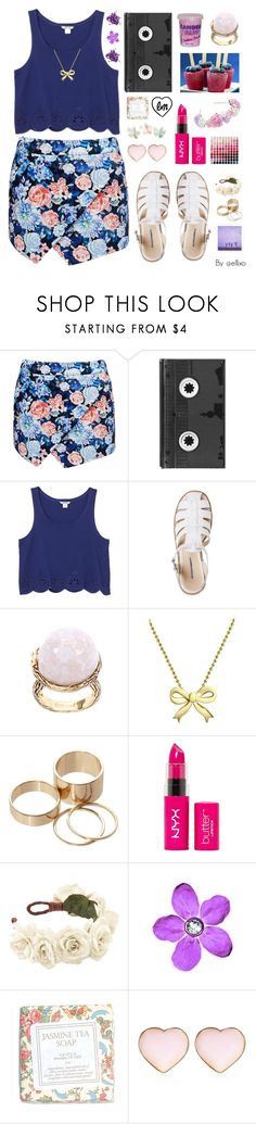 """♥Happy Birthday Luke♥"" by ellixo ❤ liked on Polyvore featuring Forever New, Luckies, Monki, Disney Couture, Cotton Candy, Alex Woo, Call it SPRING, NYX, River Island and loveyou"