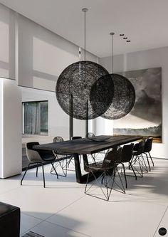 House in Olsztyn, Poland. Project is made by Tamizo Architects (Lodz, Poland)Visualization by Terodesign ( Krakow, Poland )