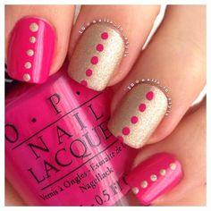 20 Cute Dotticure and Polka Dots Nail Arts Ideas - Be Modish - Be Modish