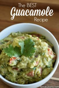 This is always requested at my parties. The BEST Guacamole Recipe