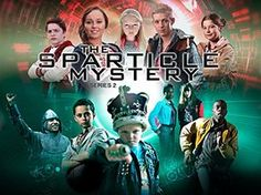 The Sparticle Mystery Series 02
