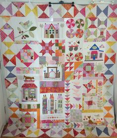 Finish with border-Foxley Village