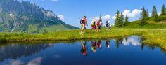 Weitwandern & Wandern in der Region Hochkönig am Königsweg (c) Hochkönig Tourismus