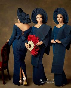 African Inspired Fashion, Latest African Fashion Dresses, African Dresses For Women, African Print Fashion, Nigerian Wedding Dresses Traditional, Nigerian Lace Styles, Traditional Wedding Attire, African Wedding Attire, African Attire
