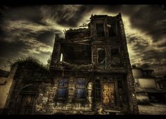 Do you like scary movies HDR by ISIK5.deviantart.com on @deviantART