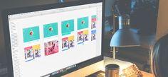 UI tasarım şablonlarınız için 10 güzel site