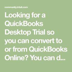quickbooks desktop trial australia