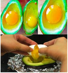 Breakfast Avocado http://informationfornow.com/blog/p=22/?pp=1
