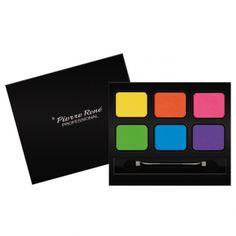 Palette Match System - 6 Sztukowa Neon - Pierre Rene
