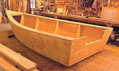 Build your own boat - easy instructions here: http://www.oldwharf.com/ow_building20lys.html#