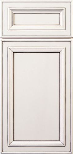 Explore cabinet door styles for kitchens or bathrooms from Omega Cabinetry. Browse dozens of cabinet doors and compare up to 3 different styles at once. Kitchen Cabinet Door Styles, Glazed Kitchen Cabinets, Mdf Cabinets, Cabinets And Countertops, Kitchen Doors, Cupboard Doors, Cabinet Fronts, Antique White Cabinets, Door Detail