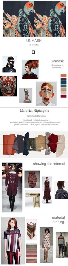 PANTONEVIEW  Colour Planner Autumn/Winter 2016/17 is a multi-platform forecast that offers seasonal inspiration, key color directives and s...