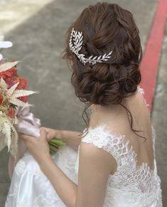 Lace Wedding, Wedding Dresses, Real Weddings, Fashion, Bride Dresses, Moda, Bridal Gowns, Fashion Styles, Weeding Dresses