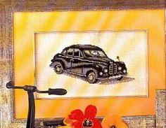 GRAFICOS PUNTO DE CRUZ GRATIS : COCHES Y MOTOS(55)