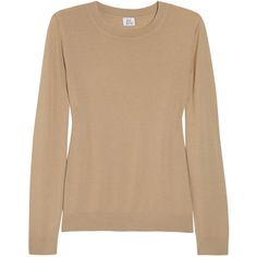 Iris & Ink Classic cashmere sweater