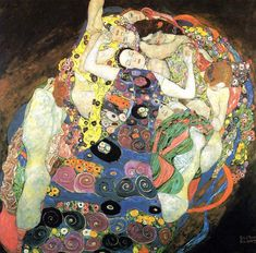 Klimt; The Virgin (1913)