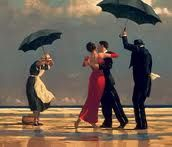 life isn't about waiting for the storms to pass, but learning to dance in the rain